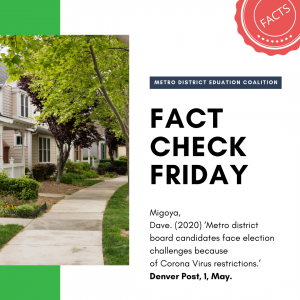 Fact Check Friday 5.8